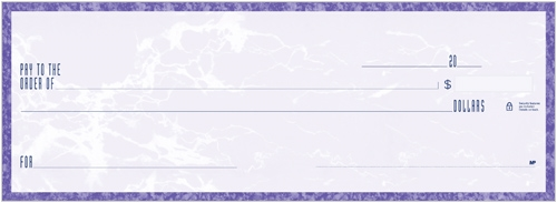 Park Avenue Business Register (Lavender)