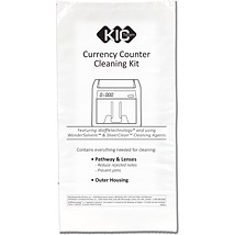 Currency Counter Cleaning Kit