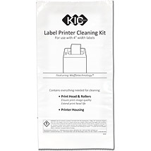 "Shipping Label Printer Cleaning Kit - for 4x6"" labels"